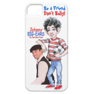 Johnny Big Ears Cell Phone Case iPhone 5 Cases