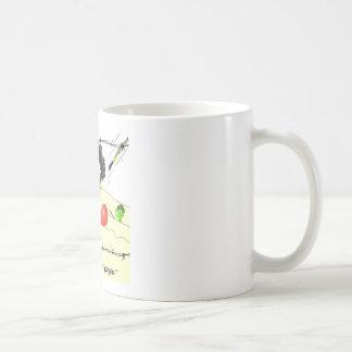 Johnny Condom Army Classic White Coffee Mug