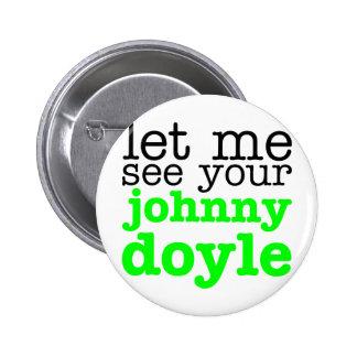 Johnny Doyle Green Button