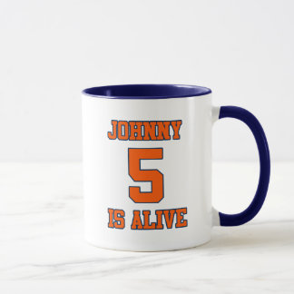 Johnny Five is Alive Mug