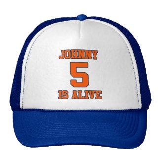 Johnny Five is Alive Trucker Hat
