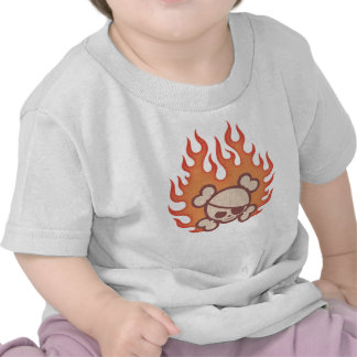 johnny-flames-T Tee Shirts