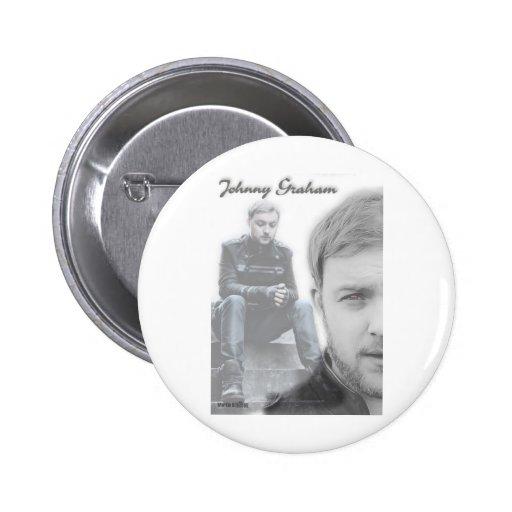 Johnny Graham Pins