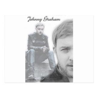 Johnny Graham Postcard