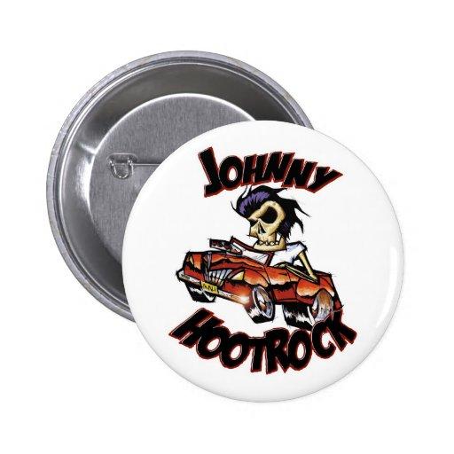 JOHNNY HOOTROCK button