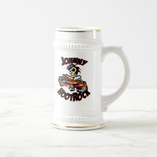 JOHNNY HOOTROCK stein Coffee Mug