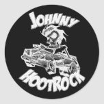 JOHNNY HOOTROCK sticker