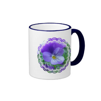 Johnny Jump Up Design Coffee Mug