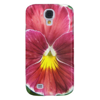 Johnny Jump Up Flowers iPhone 3G Case Samsung Galaxy S4 Cases
