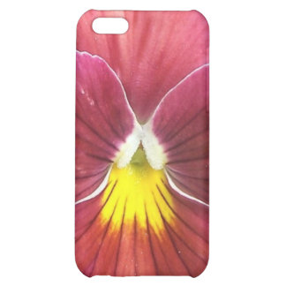 Johnny Jump Up Flowers iPhone 4 Case