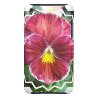 Johnny Jump Up Flowers iTouch Case iPod Touch Case