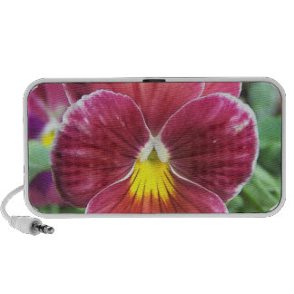 Johnny Jump Up Flowers Portable Speakers