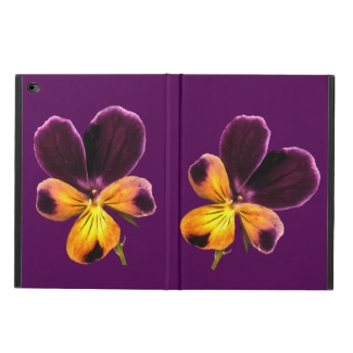 Johnny Jump Up Purple Flower Powis iPad Air 2 Case
