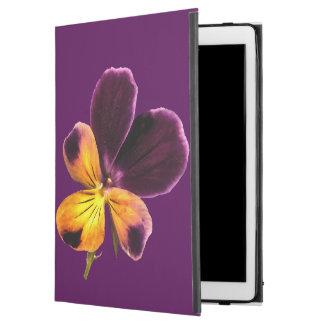 Johnny Jump Up Purple Yellow Flower iPad Pro Case