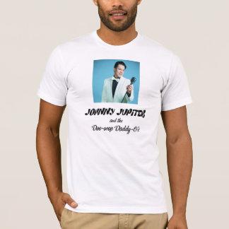 Johnny Júpiter y los Papá-O del Doo-wop Playera