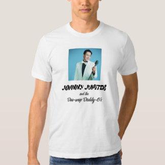 Johnny Júpiter y los Papá-O del Doo-wop Polera