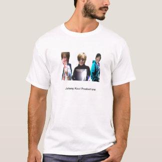 johnny kool design t shirt