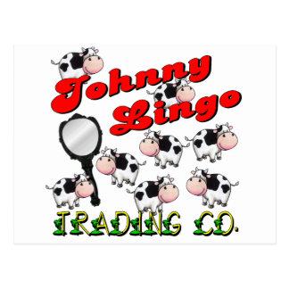 Johnny Lingo Trading Co. Postcard
