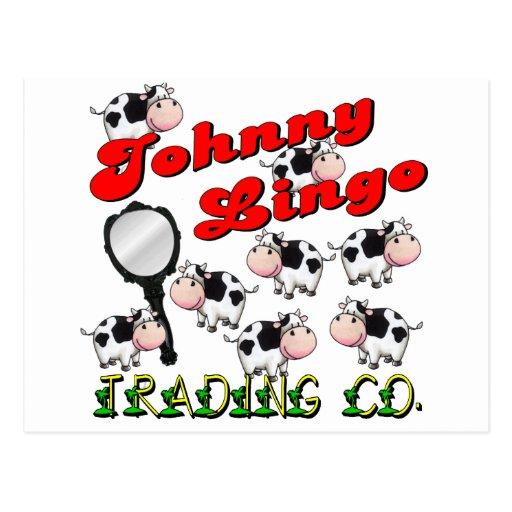 Johnny Lingo Trading Co. Postcards