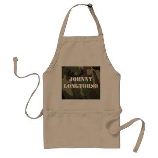 Johnny Longtorso Adult Apron