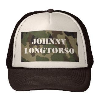 Johnny Longtorso Trucker Hat