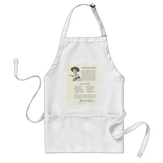 Johnny Mack Brown Veal in Sour Cream Recipe Apron