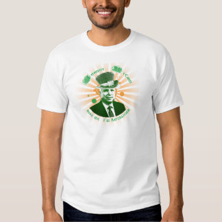 Johnny McCain - Kiss me, I'm Republicish T Shirt