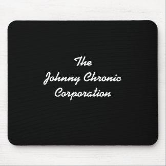 Johnny Mousepad crónico Tapete De Raton