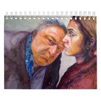 Johnny & Nikki 2010 Calendar
