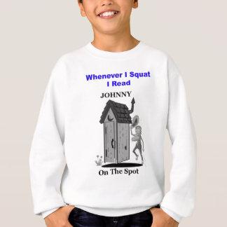 Johnny On The Sport Sweatshirt