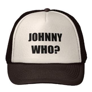 Johnny que gorro