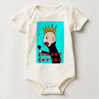 Johnny Rotten Baby Bodysuit