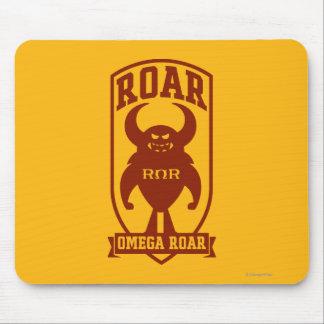 Johnny - RUGIDO de OMEGA del RUGIDO Mouse Pad