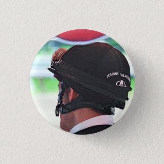 Johnny Velasquez Pinback Button