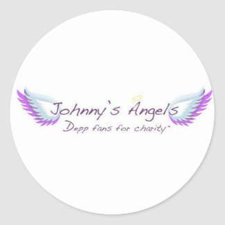 Johnny's Angels Stickers