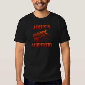 John's Carpentry Shirt