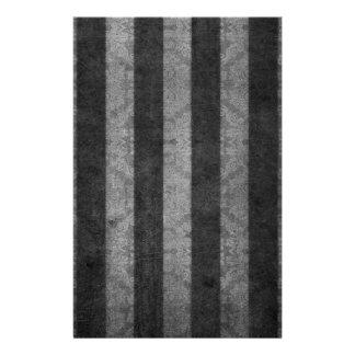 Johns creative stripes stationery