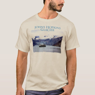 Johns Hopkins Glacier Basic Long Sleeve T-Shirt