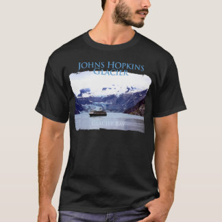 Johns Hopkins Glacier Dark Basic T-Shirt