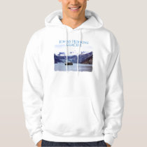 Johns Hopkins Glacier Hooded Sweatshirt