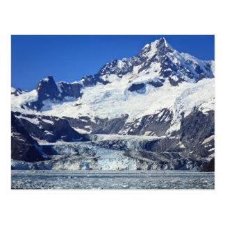 Johns Hopkins Glacier in Glacier Bay NP Postcard