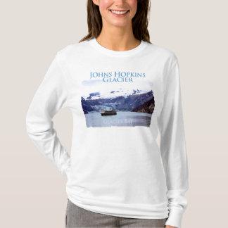 Johns Hopkins Glacier Ladies Long Sleeve T-Shirt