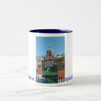 Johns Hopkins Hospital Two-Tone Coffee Mug