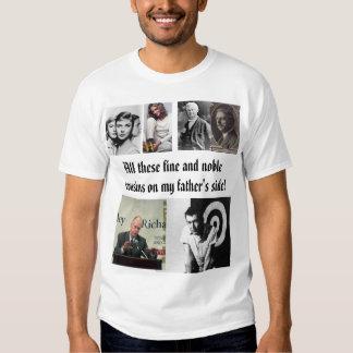 Johns, Riley, Killingsworth, Woodward, tillman,... Shirt