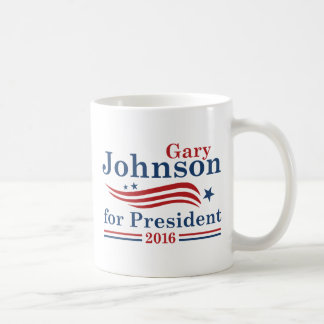 Johnson 2016 coffee mug