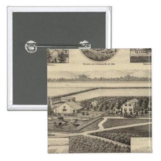 Johnson and Maxell Residences, Kansas Button