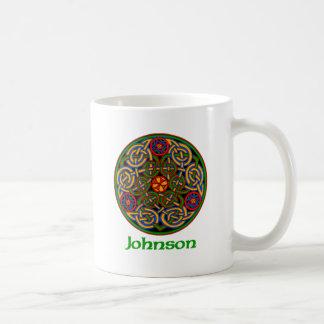 Johnson Celtic Knot Coffee Mug
