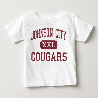 Johnson City - Cougars - Elementary - Johnson City Baby T-Shirt