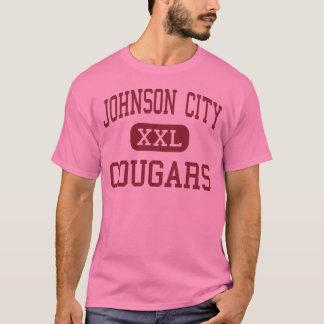 Johnson City - Cougars - Elementary - Johnson City T-Shirt