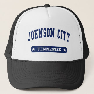Johnson City Tennessee College Style tee shirts Trucker Hat